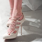 Marchesa Fall 2011 12 shoe