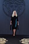 Versace Fall 2011 Donatella