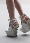 Alexander McQueen Fall 2011 16 shoe