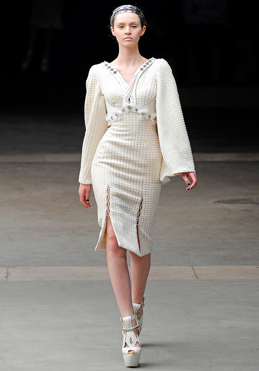New York Fashion Week Alexander McQueen