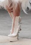 Alexander McQueen Fall 2011 22 shoe