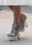 Alexander McQueen Fall 2011 26 shoe