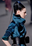 Haider Ackermann Fall 2011 28 Kinga Rajzak