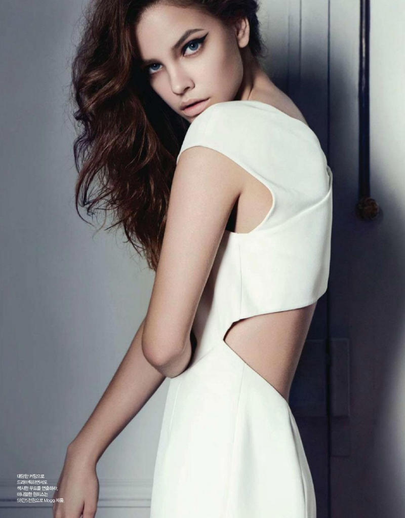 Barbara Palvin by Rama for Harper's Bazaar Korea April 2011, Delicate Beauty 06