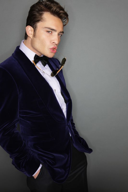 Ed Westwick by Steve Erle for Gotham Magazine 03