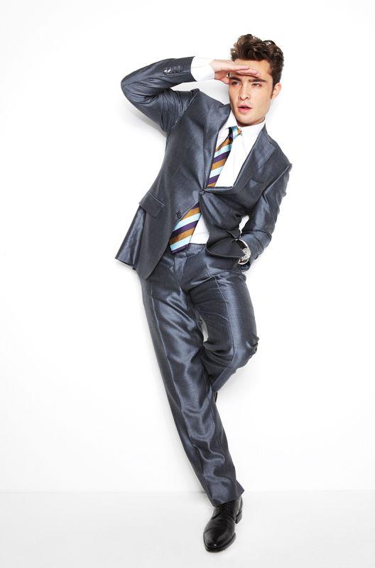 Ed Westwick by Steve Erle for Gotham Magazine 04