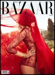 Nadia Serlidou by Koray Birand for Harper's Bazaar Turkey June 2011 Cover