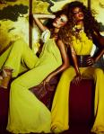 Barbara de Creddo & Tsanna by Andrew Yee for How to Spend It Summer 2011, Seventies Revival 01