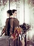 Emma Watson by Mario Testino for Vogue US July 2011, Emma Watson's New Day 01