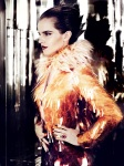 Emma Watson by Mario Testino for Vogue US July 2011, Emma Watson's New Day 05