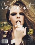 Kelsey Jean Harding by Alvin Nguyen for Papercut Magazine July 2011 Cover