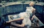 Abbey Lee Kershaw by Sebastian Kim for Numéro #126, Madone 01