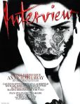Anne Hathaway by Mert & Marcus for Interview Magazine September 2011 Cover