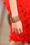 Oscar de la Renta Spring 2012 36 cuff