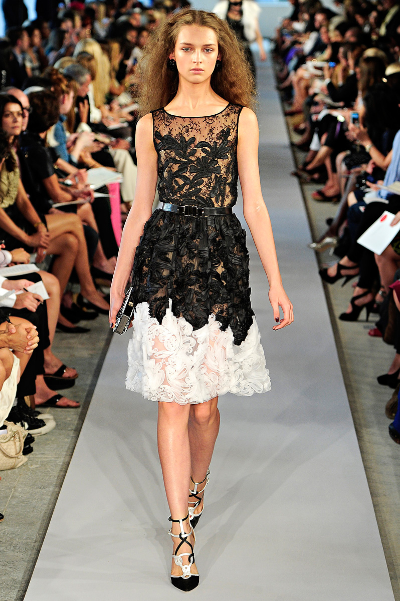 Oscar De La Renta Spring 2012 Mfd Multiple Fashion