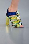 Peter Pilotto Spring 2012 25 shoe
