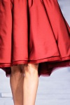 Zac Posen Spring 2012 12 skirt detail