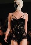 Alexander McQueen Spring 2012 21 close-up