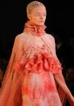 Alexander McQueen Spring 2012 24 Nimue Smit