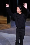 Alexander Wang Fall 2012 Final Bow