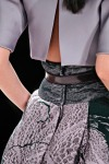 Carolina Herrera Fall 2012 30 back