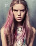 Josefien Rodermans by Naomi Yang for Vogue Taiwan December 2011, a cool girl 02
