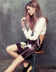 Josefien Rodermans by Naomi Yang for Vogue Taiwan December 2011, a cool girl 05
