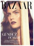 Mini Anden by Koray Birand for Harper's Bazaar Turkey February 2012 Cover