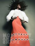 Nyasha Matohondze by Solve Sundsbo for Vogue Japan November 2011, Movement and Shape 01
