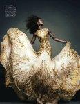 Nyasha Matohondze by Solve Sundsbo for Vogue Japan November 2011, Movement and Shape 10