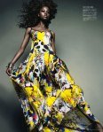 Nyasha Matohondze by Solve Sundsbo for Vogue Japan November 2011, Movement and Shape 11
