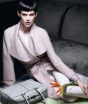 Saskia de Brauw by Mario Sorrenti for Max Mara Spring 2012 Campaign 01