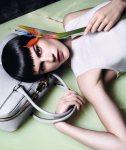 Saskia de Brauw by Mario Sorrenti for Max Mara Spring 2012 Campaign 07