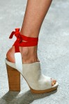 Jonathan Saunders Fall 2012 20 shoe