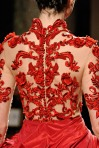 Marchesa Fall 2012 32 back