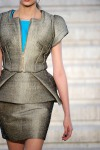 Antonio Berardi Fall 2012 14 close-up