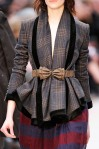 Burberry Prorsum Fall 2012 12 close-up