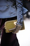 Burberry Prorsum Fall 2012 49 clutch