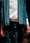 Balmain Fall 2012 26 close-up