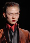 Haider Ackermann Fall 2012 23 Karlie Kloss