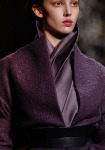 Haider Ackermann Fall 2012 34 Ruby Aldridge