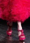 Alexander McQueen Fall 2012 26 shoe