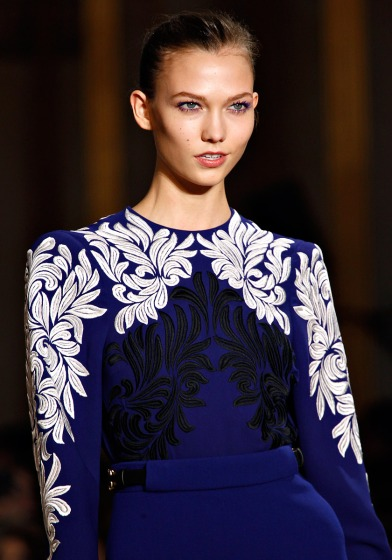 Stella McCartney Fall 2012 08 Karlie Kloss