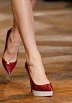 Stella McCartney Fall 2012 22 shoe