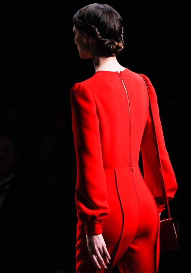 Valentino Fall 2012 22 back