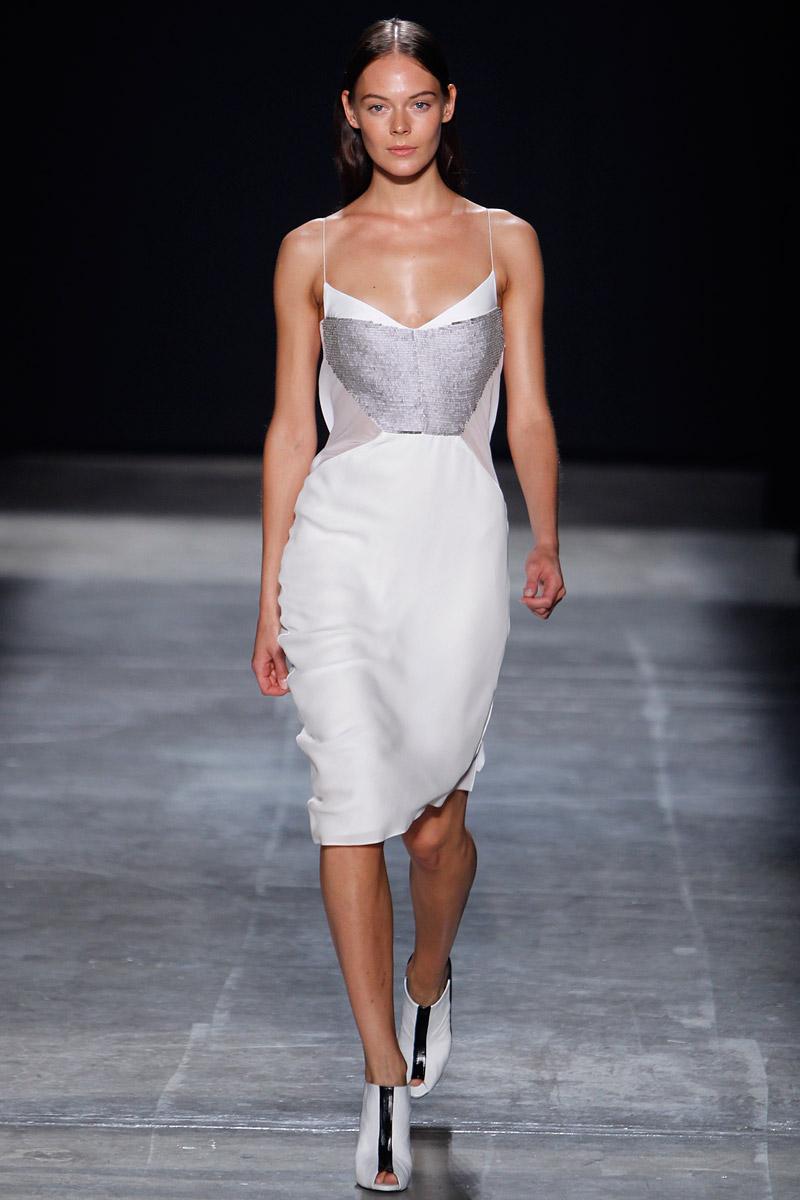 Narciso Rodriguez Spring 2013 Mfd Multiple Fashion