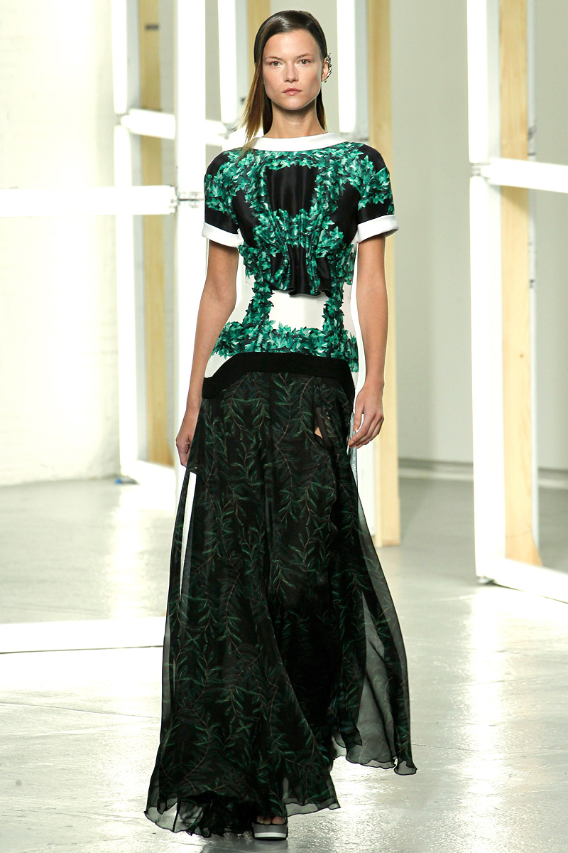 Rodarte Spring 2013 Mfd Multiple Fashion Disorder