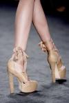 Vera Wang Spring 2013 14 shoe