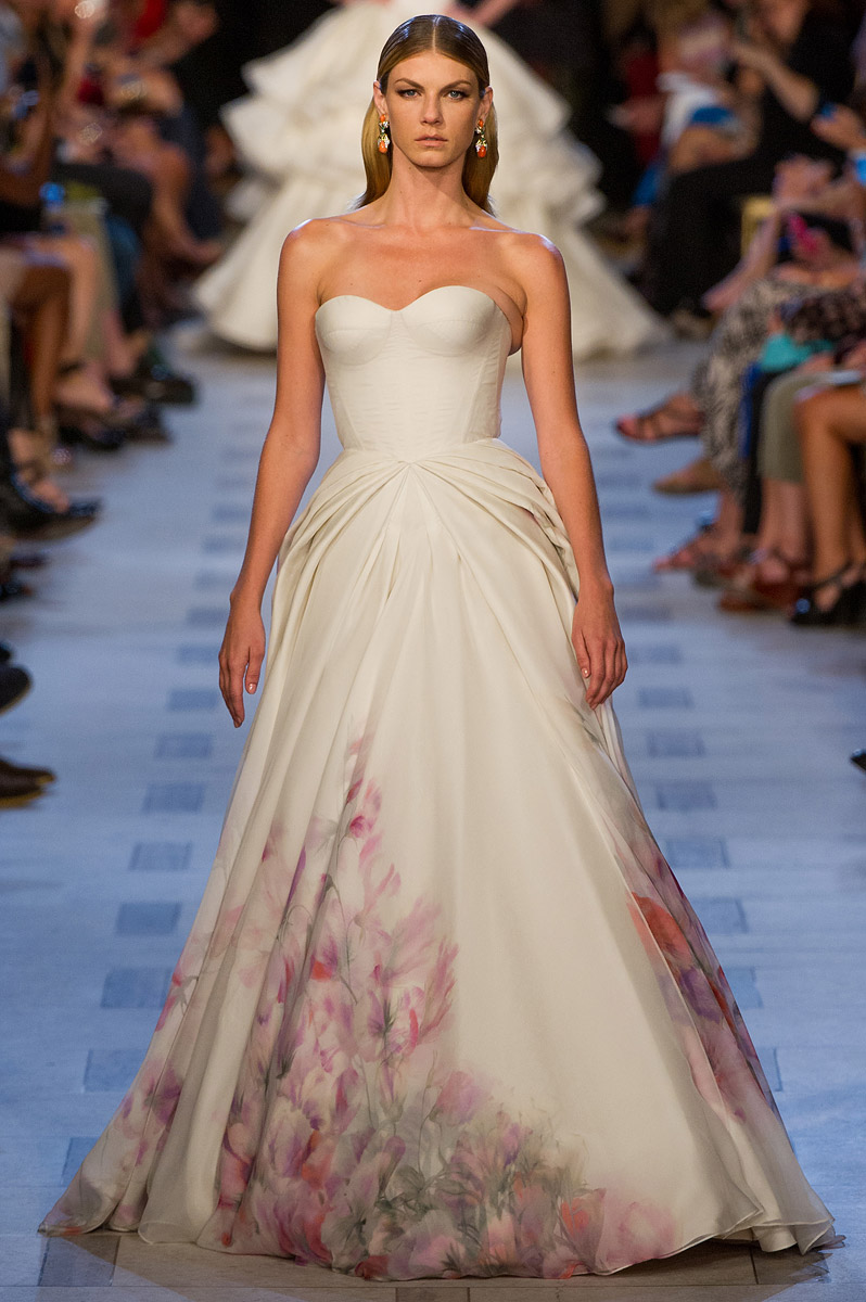 Zac Posen Spring 2013 37 Mfd Multiple Fashion Disorder